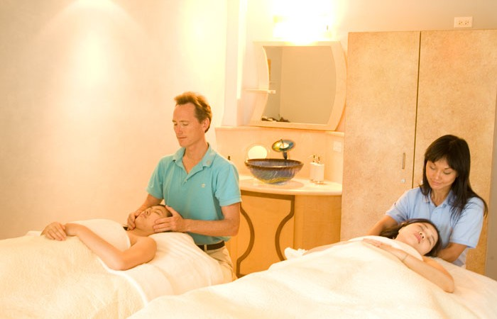 Spa packages couples massages facials ocean massage for Spa vacation packages for couples